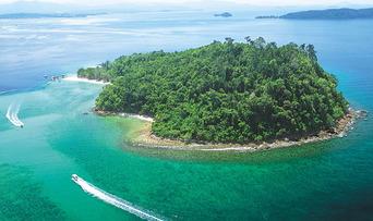 Destinos de Borneo