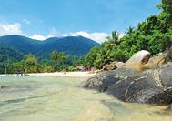 Viaje a Malasia | Playa de Tioman Island