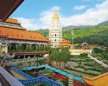 Malasia Viajes | Kek Lok Si Temple, Georgetown
