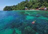 Malasia Viajes | Snorquel en Pulau Payar cerca de Langkawi