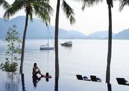 Infinity Pool en Pangkor Laut