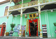 Peranakan Mansion en Georgetown