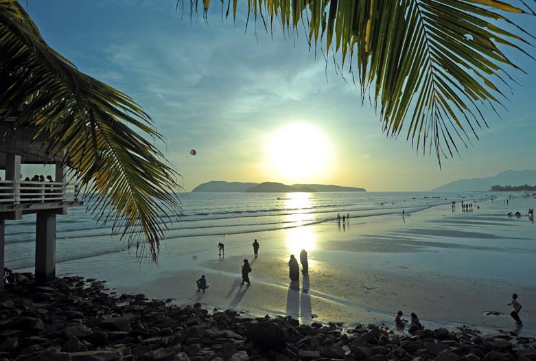Malasia Viajes | Puesta del sol, Langkawi