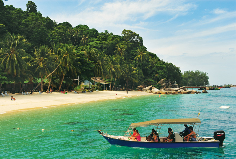 Malasia Viajes | Playa, Perhentian Islands