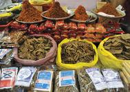 Malasia Viajes | Kota Bharu Pasar Siti Khadijah