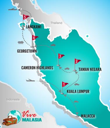 Malasia en Familia   Mapa.png