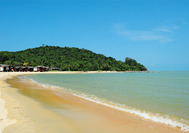 Viaje a Malasia | Playa de Cherating