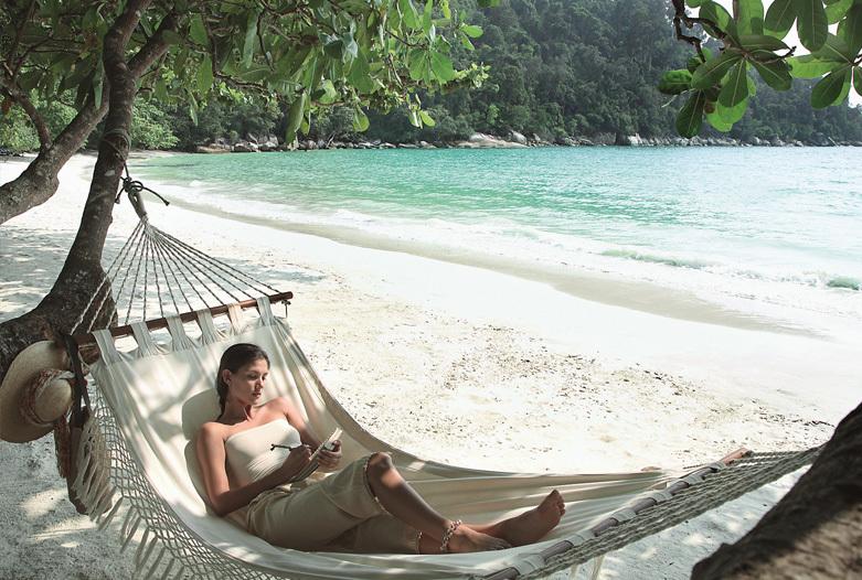 Malasia Viajes | Relax en la playa, Pangkor Laut