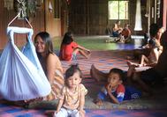 Malasia Viajes | Familia Iban