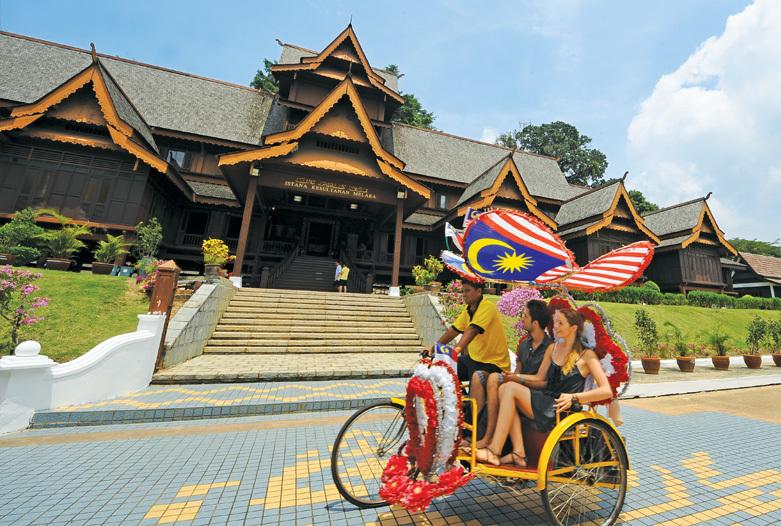 Viajes a Malasia | Sultanate Museum, Malacca