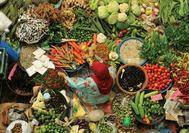 Viaje a Malasia | Mercado en Kota Bharu