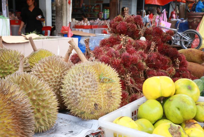 Malasia Viajes | Fruta