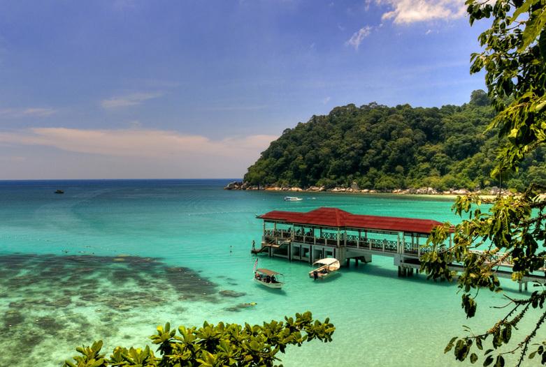 Viaje a Malasia | Perhentian Island Jetty