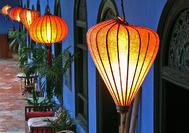 Viajes a Malasia | Detalle del Blue Mansion en Georgetown Penang