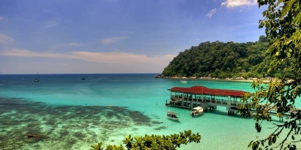 Viajar a Malasia | Costa Perhentian Islands