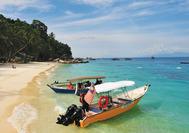 Malasia Viajes | Perhentian Island Playa