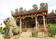 Viaje a Malasia | Khoo Kongsi Temple en Georgetown