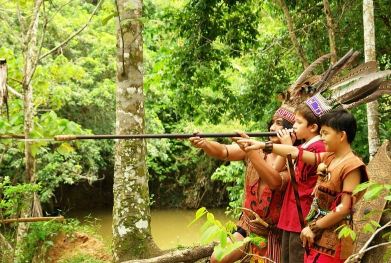 Malasia Viajes | Borneo Tribus
