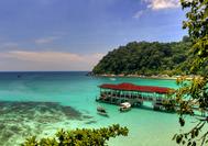 Viaje a Malasia | Jetty en Perhentian Island