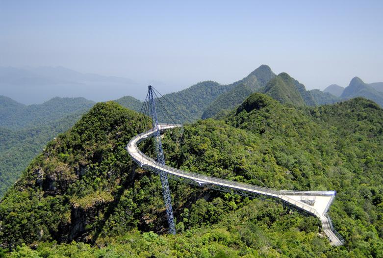 Malasia Viajes | Skybridge Langkawi